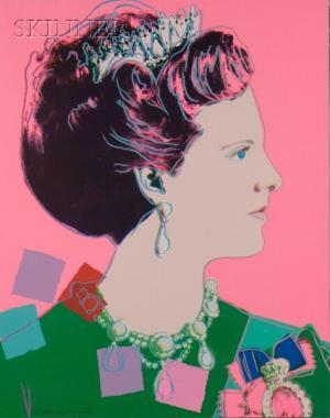 Queen Margrethe II of Denmark IV