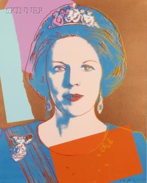 Queen Beatrix of the Netherlands I