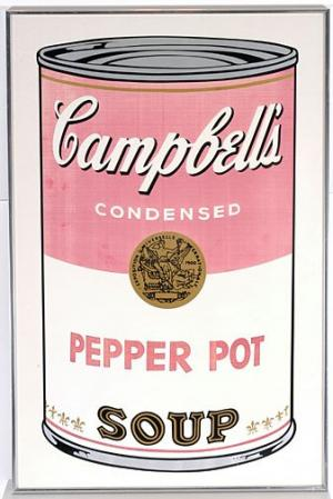 Campbell's Soup Print