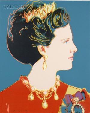 Queen Margrethe II of Denmark II