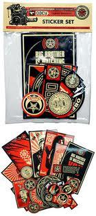 Obey Giant Winter Pack O8 Fairey