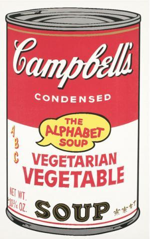 CAMPBELL'S ALPHABET SO