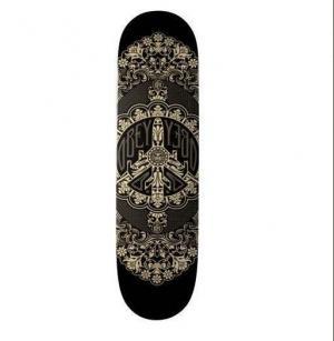 Peace Bomber Skate Deck