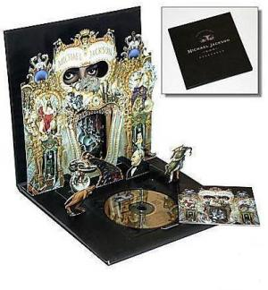 Michael Jackson Dangerous Collector's Edition