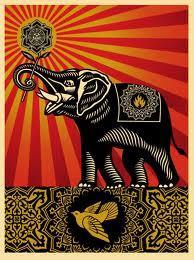 Elephant Peace