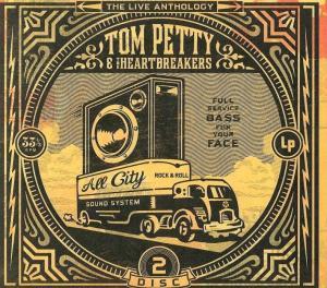 Tom Petty Live Anthology Disc 2 Box Set