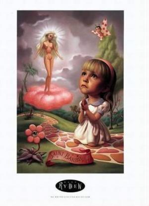 St. Barbie