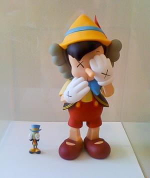 Pinocchio & Jiminy