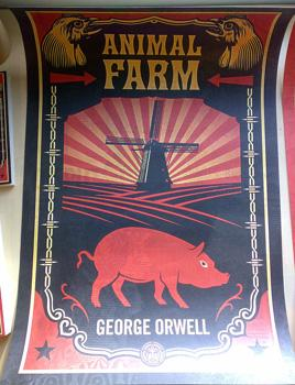 Shepard Fairey, Animal Farm