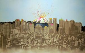 Nick Walker, The Morning After - Tokyo