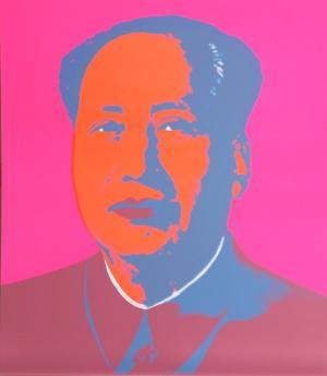 Mao, Serigraph