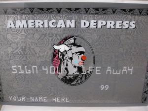 D*Face, American Depress
