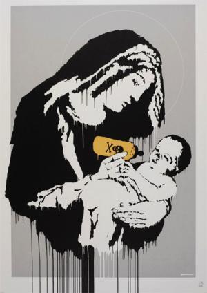 Banksy, Virgin Mary