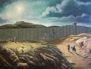 Banksy, Bethlehem