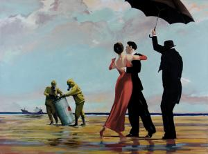 Banksy, Crude Oil