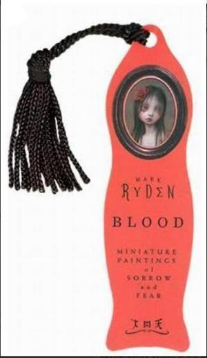 Blood Bookmark