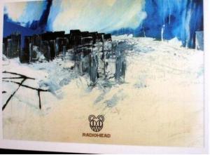 Radiohead Postcard II