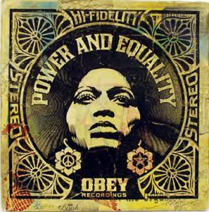 Shepard Fairey, Afrocentric Album Cover HPM