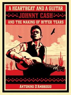 Shepard Fairey, Johnny Cash: A Heartbeat and a Guitar
