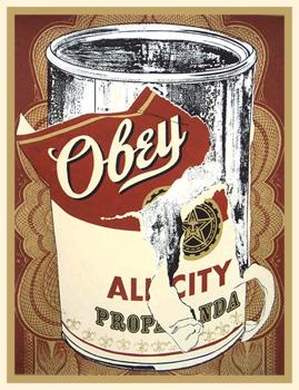 Shepard Fairey, All City Propaganda