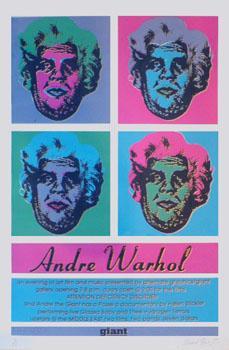 Shepard Fairey, Andre Warhol