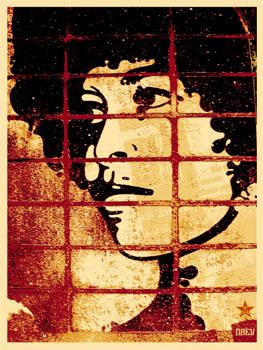 Shepard Fairey, Angela Rough