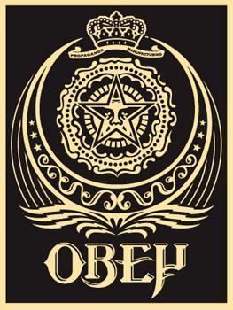 Shepard Fairey, Ankara Black