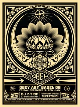 Shepard Fairey, Art Basel