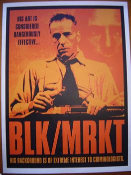 Shepard Fairey, BLK/MRKT Bogart