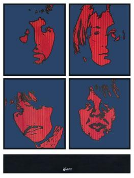 Shepard Fairey, Four Giant Beatles