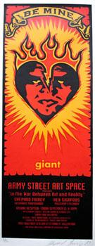 Shepard Fairey, Giant Be Mine