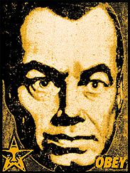 Shepard Fairey, Big Brother Collage