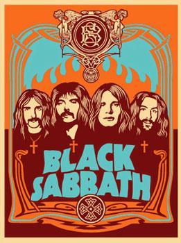 Shepard Fairey, Black Sabbath Red