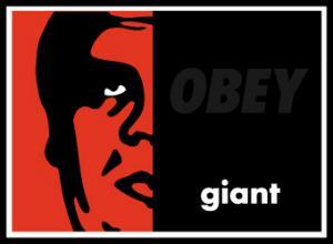 Shepard Fairey, Black on Black
