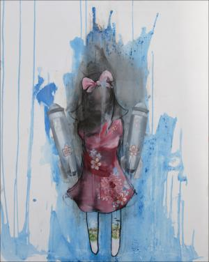 Antony Micallef, Bomber Girl