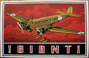 Shepard Fairey, Bomber