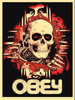 Shepard Fairey, Bones Ripper
