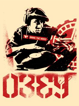 Shepard Fairey, Bring The Noise