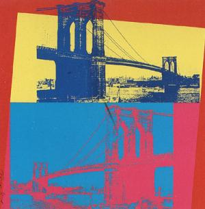 Andy Warhol, Brooklyn Bridge