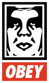 Shepard Fairey, Center Face