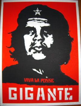 Shepard Fairey, Che 'No !' Variation