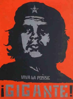 Shepard Fairey, Che on Metal