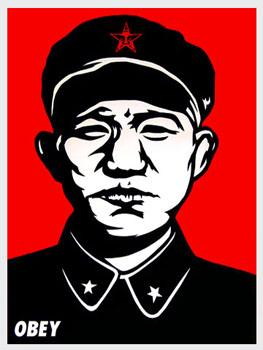 Shepard Fairey, Chinese Soldier