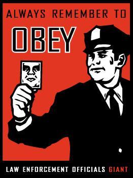 Shepard Fairey, Cop