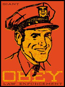 Shepard Fairey, Cop 2