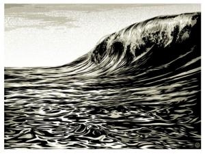 Dark Wave White