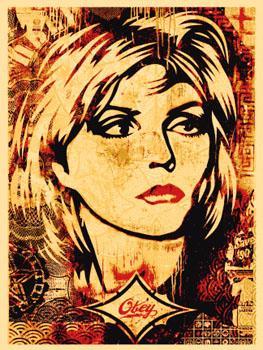 Shepard Fairey, Debbie Harry
