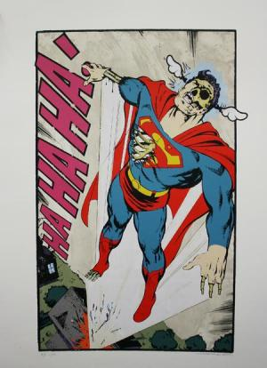 D*Face, Ha Ha Ha, Not so Superman