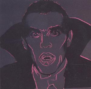 Andy Warhol, Dracula - Myths Suite of 10
