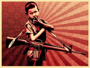 Shepard Fairey, Duality of Humanity 5